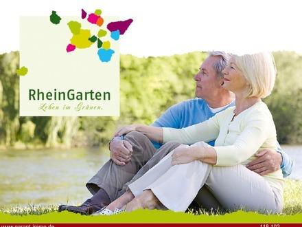 1 Zimmer-Appartement im Pflegezentrum Rheingarten in Rheinfeld für Kapitalanleger