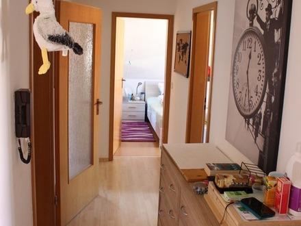 Altstadtnahe 3 Zimmer-Dachgeschoss-Wohnung!!!