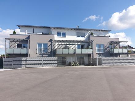 Kuschelige 2-Zimmer-Wohnung mit extra großem Balkon