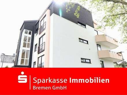 Sonnendurchflutete Eigentumswohnung mit Blick auf die Weser in guter Lage von Blumenthal