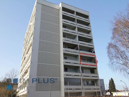 Reserviert- Freie und günstige 1,5-Zimmer-Wohnung mit Lift und Balkon! Gut zu vermieten!