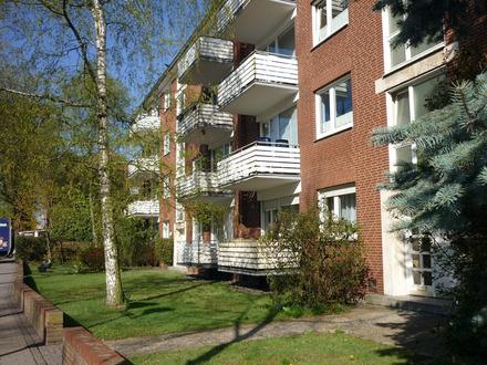 98 m²-Wohnung mit Balkon in Münster-Hiltrup-Mitte/Marktallee!