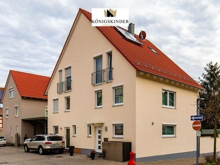 Traumhafte Doppelhaushälfte in zentraler Lage von Ditzingen-Heimerdingen