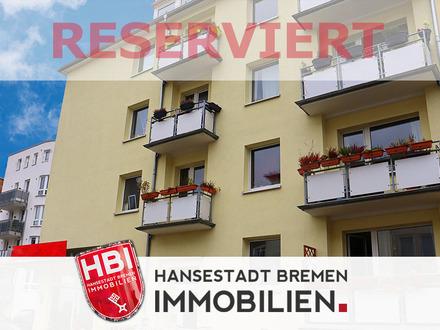 Kapitalanlage | Flüsseviertel | 2-Zimmer-Wohnung in bester Lage