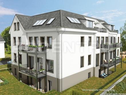 Dachgeschosswohnung mit Terrasse für Selbsnutzer