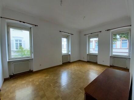 Altbauwohnung 4-Zi, Mannheim Innenstadt, für Familie oder WG