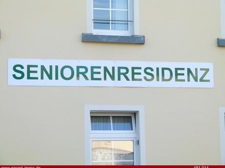 Kleine Eigentumswohnung in einer gepflegten Seniorenrezidenz