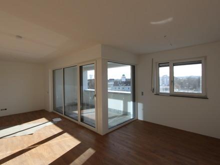 Neubau - 4 Zimmer mit gehobener Ausstattung u. Balkon mitten in Ulm