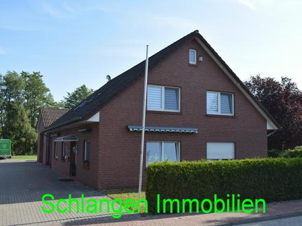 Objekt Nr. 19/822 Geschäftshaus mit Hallengebäude im Seemannsort Barßel