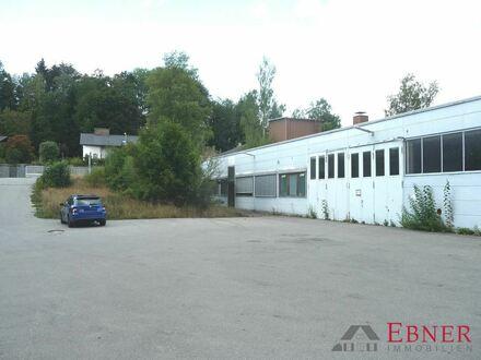 10.844 m² großes Baugrundstück in Zwiesel beim Bahnhof