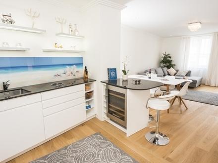 BESTE INNENSTADTLAGE-SEILERSTÄTTE: 82 qm Wohnung mit Charme