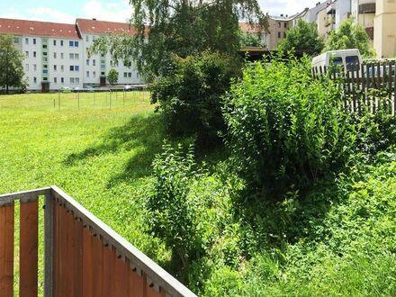 Schöne Familienwohnung mit Balkon in Haselbrunn!