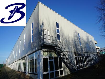 Produktionshallen mit repräsentativem Bürokomplex in Vlotho