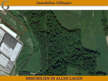 Immobilien Gillmaier - ca. 15.000m² großes und ebenerdiges Gewerbegrundstück in Deggendorf