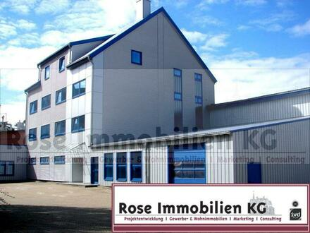 ROSE IMMOBILIEN KG: NEUBAUCHARAKTER ! Repräsentative Büroflächen in Top Lage