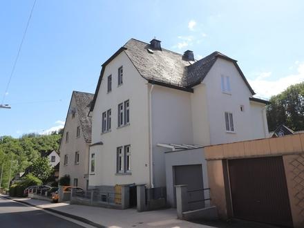 Gemütliche Wohnung in 3-Familienhaus - innerstädtische Lage -