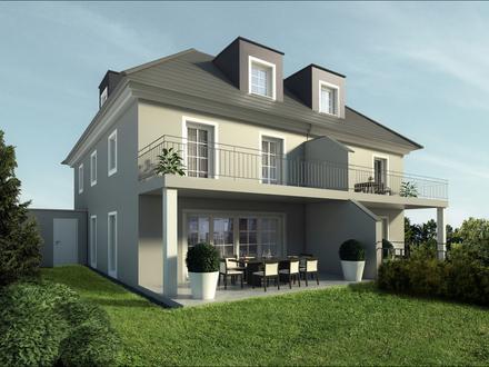 STILVOLL WOHNEN - DHH mit ca. 180m²,Terrasse und Garten