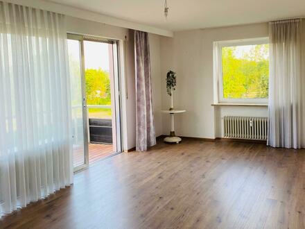 1 Zi.-Wohnung mit Balkon und herrlicher Aussicht in Bad Füssing