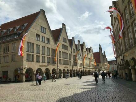 Hochinteressante Innenstadtlage von Münster!