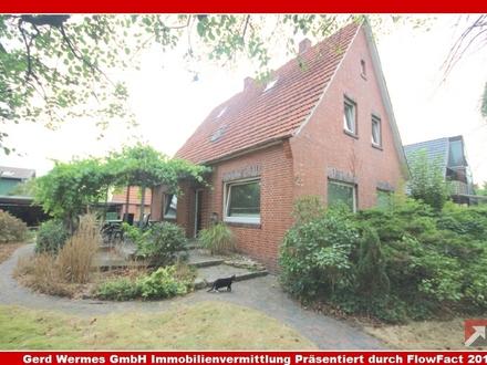 Einfamilienhaus mit Carport & Teilkeller in Haren-Erika zu verkaufen!