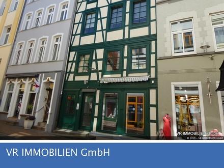 Ladenflächen mitten im Stadtzentrum von Schwerin
