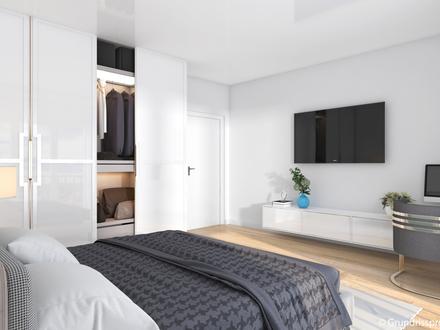 *** NEU - Exklusive 3-Zi.-Wohnung mit großem Innenhof-Süd-Balkon in bester Lage von Uhlenhorst ***