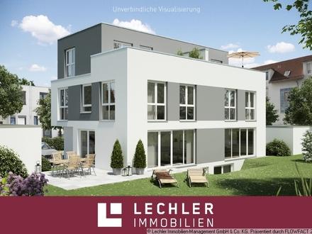 Attraktive, lichtdurchflutete Doppelhaushälfte in Wendlingen
