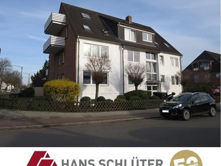 Gut geschnittene 3 Zi.-Wohnung in Alt-Osterholz!
