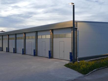 MODULAGER - Lagereinheiten 34 - 204 m² bedarfsgerecht kombinierbar - 6,29 €/m²