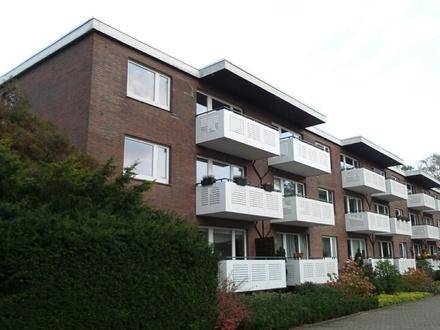 3,5-Zimmerwohnung mit schönem Balkon in Bloherfelde