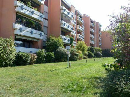 7 7 qm + herrliche SONNEN- LOGGIA zur parkähnlichen Grünanlage + TIEFGARAGE + Aufzug- LIFT ab SOFORT