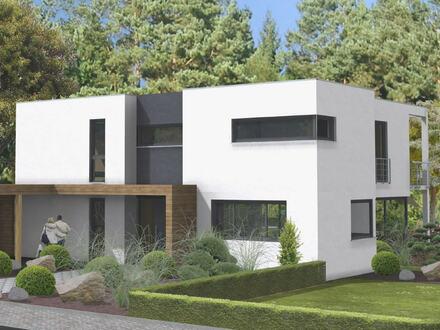 Bauhaus-Stil der Extraklasse in einmaliger Lage von Oberbauerschaft!
