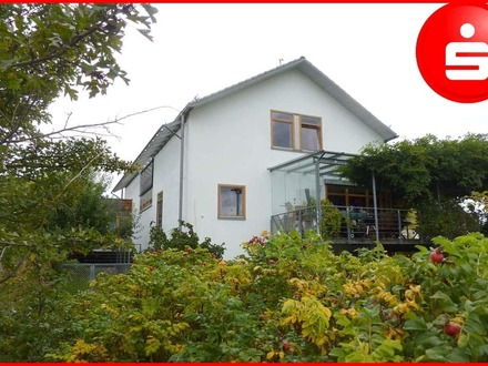 Traumhaftes Einfamilienhaus mit Einliegerwohnung in ruhiger Aussichtslage in Zwiesel