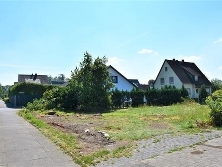 Traumhaftes Baugrundstück mit Architektenplanung für EFH in Steinhagen Westf.