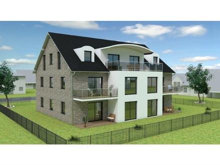 Neubau Eigentumswohnungen im 1. Obergeschoss mit gr. Keller in Bad Zwischenahn