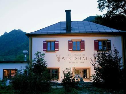 Neu renoviertes Wirtshaus in traumhafter Lage sucht neuen Pächter!