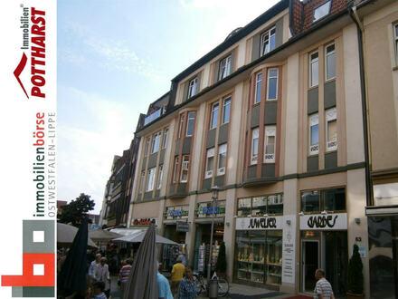 Kleine Bürofläche in zentraler Innenstadtlage von Bad Salzuflen!