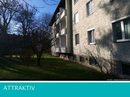Sonnige renovierte 2 Zimmerwohnung mit Balkon- Parsch