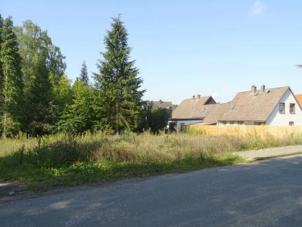 Baugrundstück in Haltern am See (Hamm-Bossendorf)