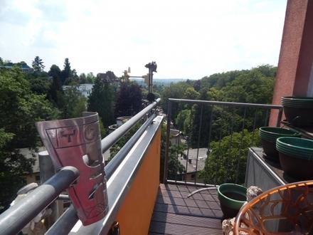 WI-Dambachtal - Penthouse mit 80 m² für 3,5 ZKBWC mit Nießbrauchsnutzung > günstiges Invest!
