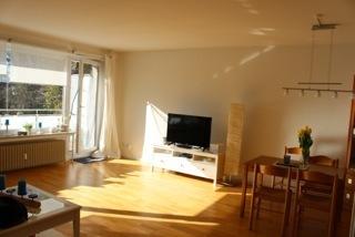Helle und freundliche 4 Zimmer Wohnung in Oberneuland