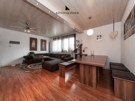 Schicke 4-Zimmer Wohnung in ausgezeichneter Lage