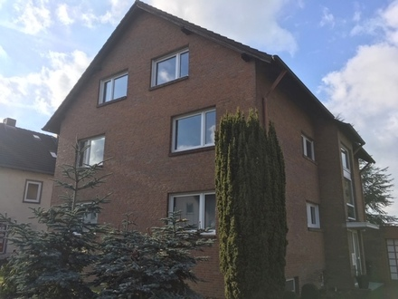 Großzügige 3 - 4 Zimmer Mietwohnung in Herford