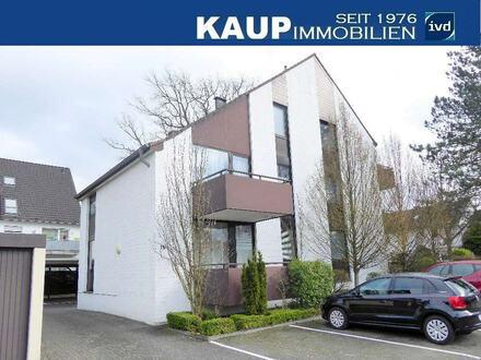 3-ZKB-Dachgeschosswohnung in Gütersloh