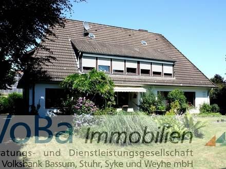 Herrschaftliches Wohnen im schönen Heiligenrode auch für Kapitalanleger interessant!