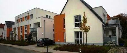 2-Zimmer-Wohnung mit Balkon zum Wohlfühlen mit WBS