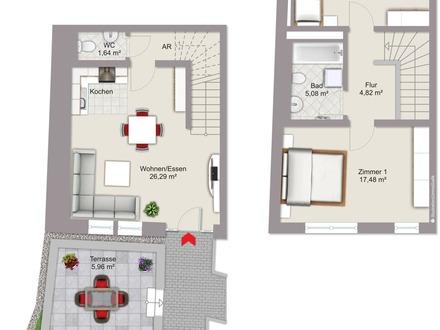 Neubau-Mietwohnung im Herzen von Randersacker! ++ 360° Tour verfügbar! ++