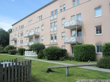 Vermietetes Apartment in den Naabwiesen mit Renovierungsbedarf zu verkaufen