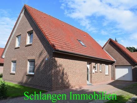 Objekt Nr: 00/658 Erdgeschosswohnung mit Garage und Geräteraum in Saterland / OT Ramsloh