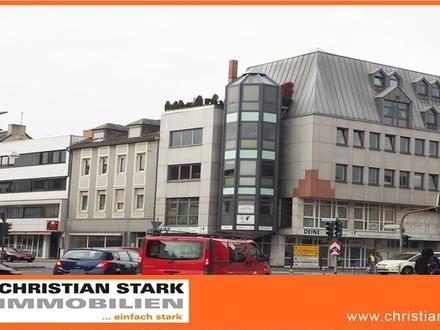 Ab 197qm Büro- und Praxisflächen in zentraler Lage von Bad Kreuznach, direkt am Bahnhof!